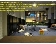 Thảm trải quán cafe, bán và thi công giá rẻ Quận 1