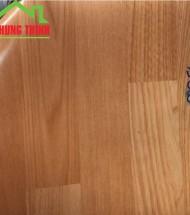 tấm lót sàn nhựa simili dùng lót quán café