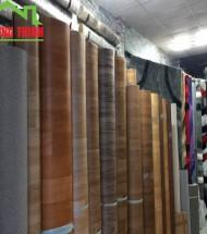 Hình ảnh simili trải sàn giả gỗ đẹp HCM
