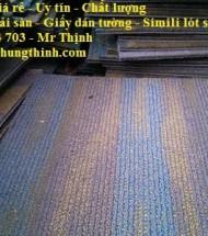 Bán thảm cũ ở TP.HCM, HT 001