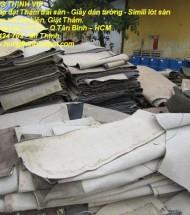 Mua thảm trải sàn cũ giá cao nhất - 30.000/m2