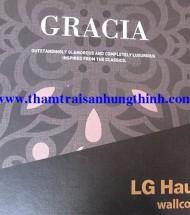 Giấy dán tường Cracia LG xuất xứ Hàn Quốc