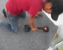 Thi công thảm trải sàn có dễ dàng không?