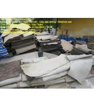 Mua thảm trải sàn cũ giá cao nhất - 30.000/m2>